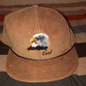 Coal SnapBack Hat